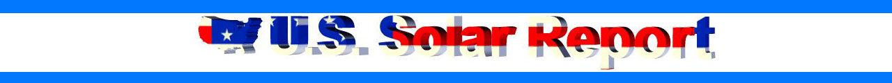U.S. Solar Report